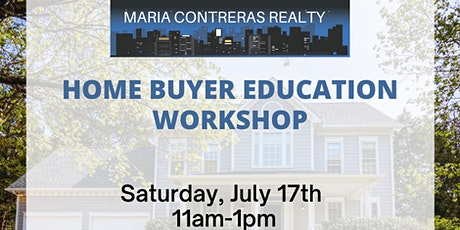 Home Buyer Education Workshop tickets