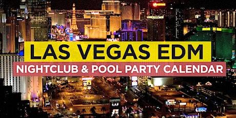 Las Vegas Nightclubs/Dayclub Event Calendar 2021 ! (FREE) tickets