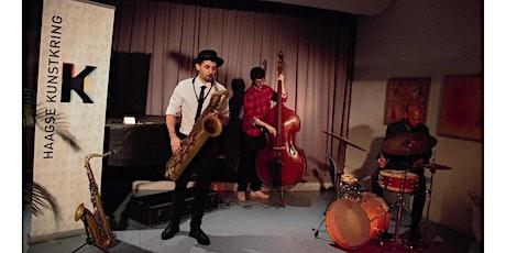 LIVE JAZZ - Miguel Sucasas Trio tickets