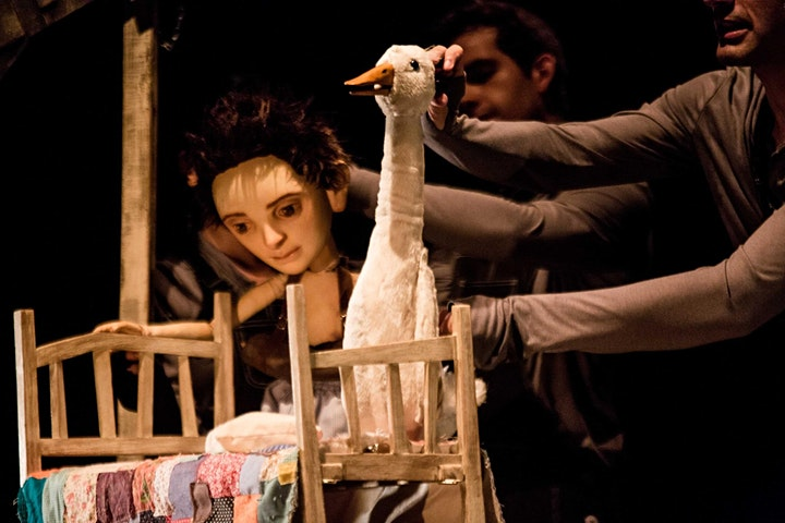 Imagen de CInema Canta Presenta: Taller Teatro de Títeres con Karina Hurtado