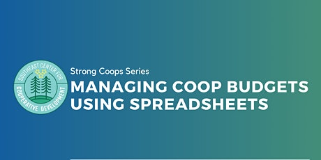 Managing Coop Budgets Using Spreadsheets tickets