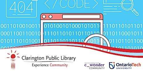 c_wonder Coding Club (Grades 5 to 8) tickets
