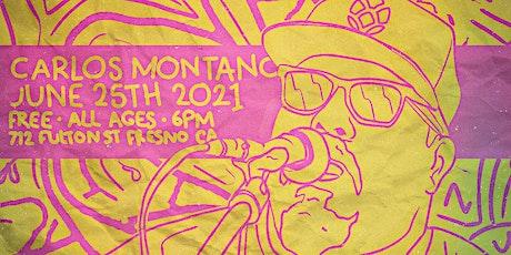 Full Circle Presents: Carlos Montano tickets