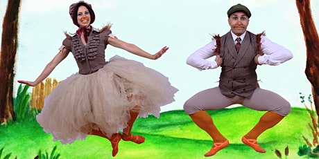 The Ugly Duckling - Fantastic Ballet Show especially for Children tickets