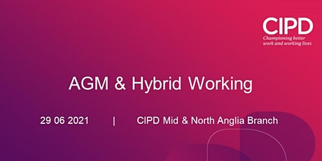 AGM & Hybrid Working tickets