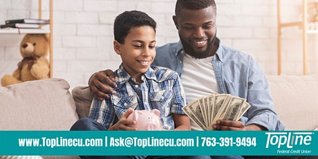 Free Youth Financial Literacy Workshop  (Dollar Power Ages 9-13) tickets