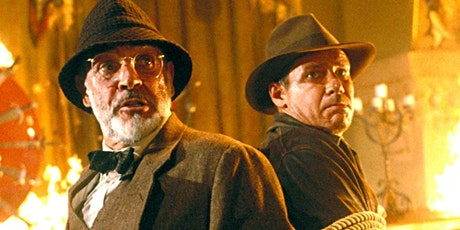 INDIANA JONES & THE LAST CRUSADE Father's Day! @ Electric Dusk Drive-In tickets