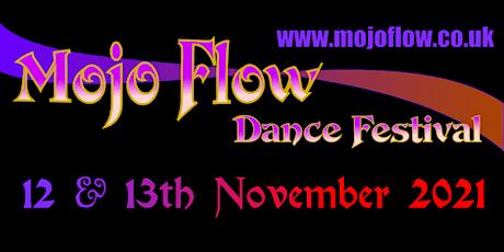 Mojo Flow Online Dance Festival tickets