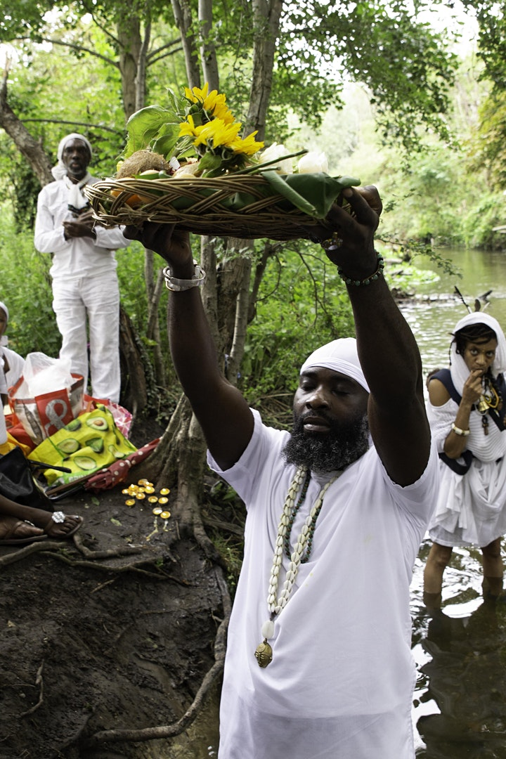Open to Spirit Osun River Ritual image