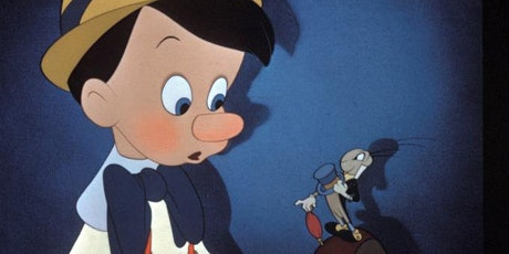 Disney's classic PINOCCHIO @ Electric Dusk Drive-In tickets