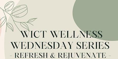 WICT Wellness Wednesday - Mindfulness Meditation biglietti