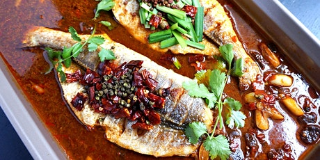 Spicy Grilled Fish (Mala Kaoyu)-Chinese Cooking Class tickets