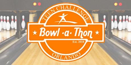 Teen Challenge Orlando Bowl-A-Thon tickets
