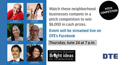 2021 Bright Ideas for Neighborhoods tickets