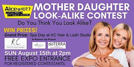 Alice 107.7 Mother Daughter Look-Alike Contest  KARK4 FOX16 Women's Expo tickets