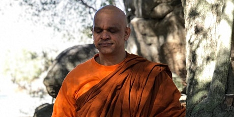 Online: The Gradual Teaching Part 8: The Eye of Dhamma, with Bhante Sumitta tickets