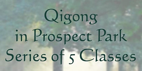 Qigong in Prospect Park tickets
