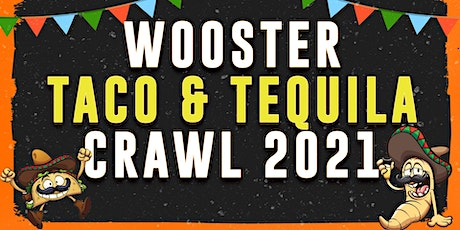 Wooster Taco & Tequila Crawl 2021 tickets
