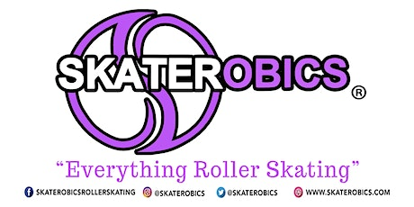 """SKATEROBICS®️ CLASSES: TUESDAY  EVENINGS 6:00 PM EDT  """"ONLINE"""" BEGINNERS tickets"""