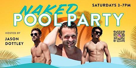 Jason Dottley´s Naked Pool Party at Casa Cu`pula entradas