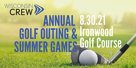 WCREW 2021 Golf Outing & Summer Games tickets