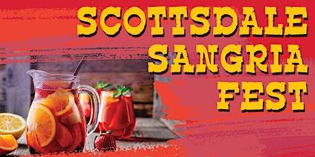 Scottsdale Sangria Fest - Sangria Tasting in Old Town tickets