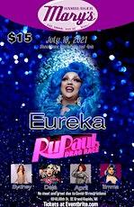 Eureka O'Hara at Hamburger Mary's Grand Rapids tickets