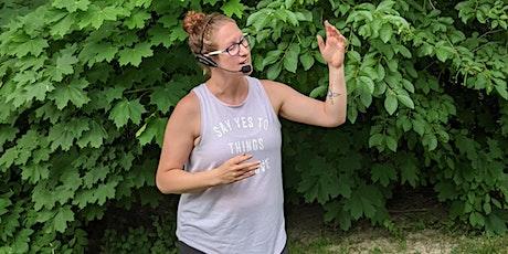 Nikki's Evening Outdoor Yoga in Mount Albert tickets