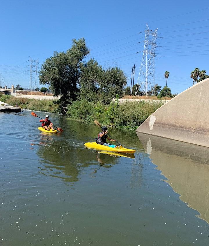 LA River Kayaks 2021 image