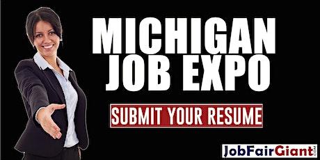 Detroit Job Fair - NOW HIRING tickets