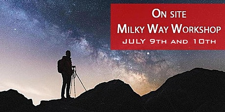 On site Milky Way Workshop tickets