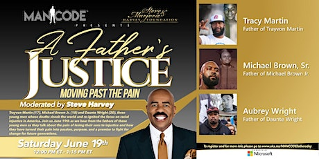 Mancode: A Father's Justice tickets