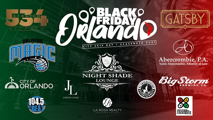 Black Friday Orlando - Juneteenth 2021 image