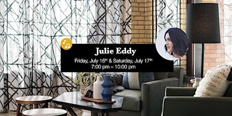 Julie Eddy LIVE at Umbra tickets