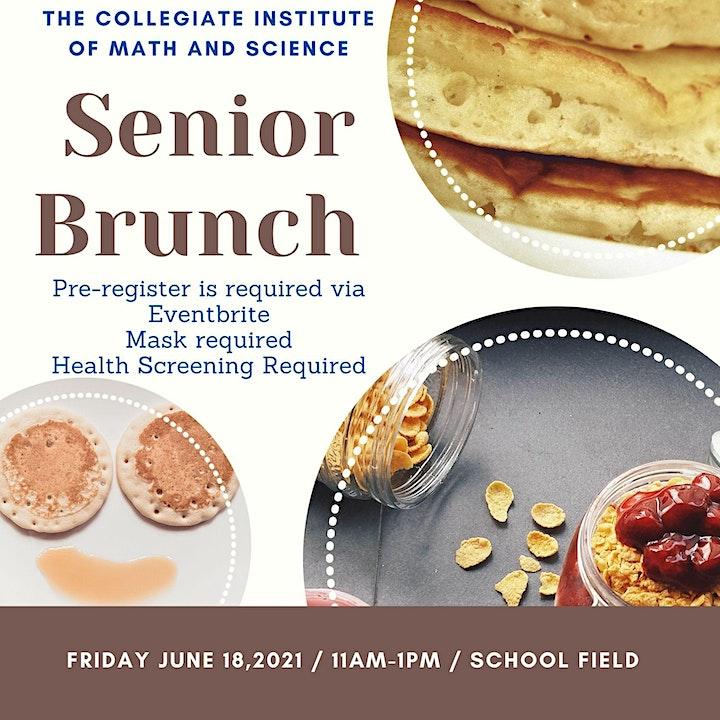 Senior Breakfast image