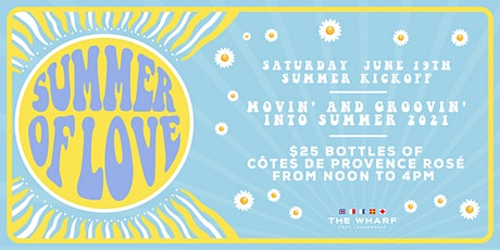 Summer of Love at The Wharf FTL! tickets