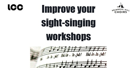 Improve Your Sight-Singing Workshops on Zoom (or catch up on video) tickets