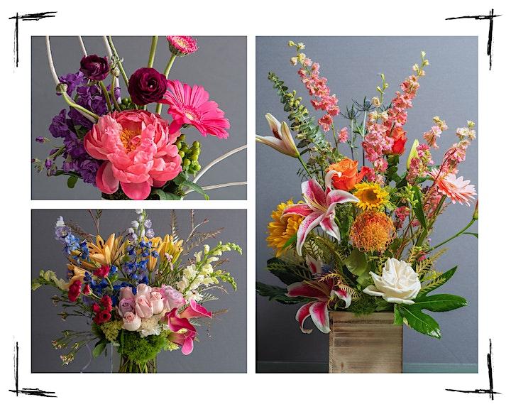 Flower Arrangement Workshop image