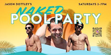 Copy of Jason Dottley´s Naked Pool Party at Casa Cu`pula entradas