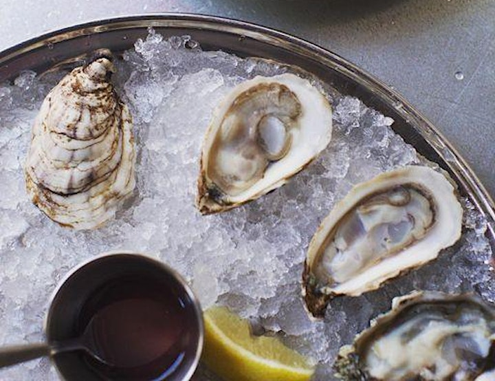 Local Oysters & Wine image
