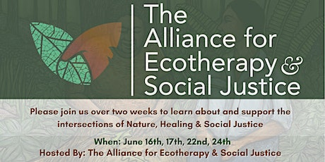 Ecotherapy & Social Justice Dialogues: Insight Gardens: Prison Gardens tickets