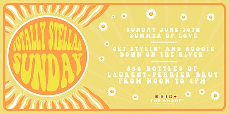 Totally Stellar Sunday at The Wharf FTL! tickets
