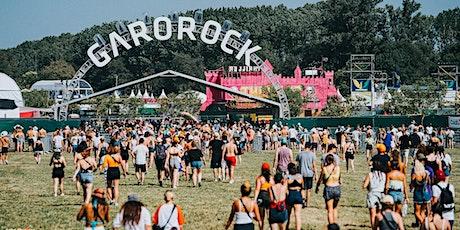 Garorock 2021 entradas