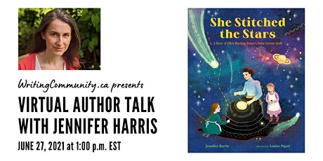 Author Talk with Jennifer Harris tickets