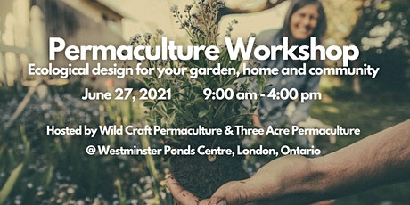 Full Day Permaculture: Ecological Design for your Garden, Home & Community tickets