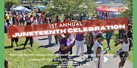 1st Annual Juneteenth Celebration tickets