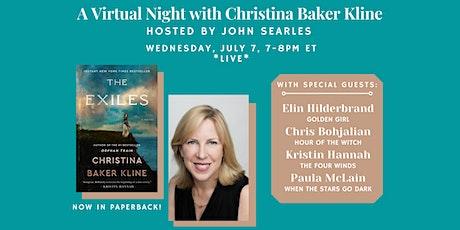 Christina Baker Kline | 'The Exiles' Tickets