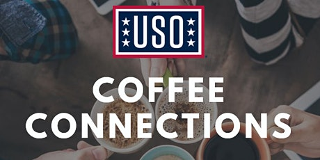 Military Spouse Programs: USO Coffee Connections - Illinois tickets
