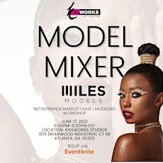 Model Mixer tickets