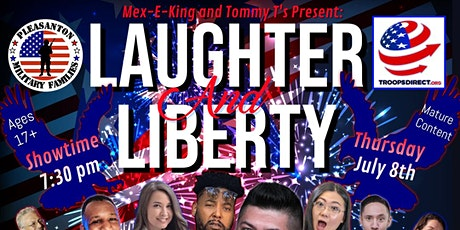 Laughter and Liberty tickets